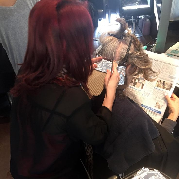 How do u colour??? Nat, owner of@KOOSH #FoilerOre #crystaljohnston #kooshhair…