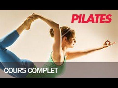 ▶ Relax Music TV - Pilates - Cours complet de Pilates pour débutant - YouTube