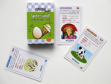 Spel en speel! - spellingraadsels ei of ij