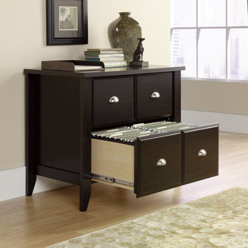 Luxury Wood Lateral File Cabinets for the Home