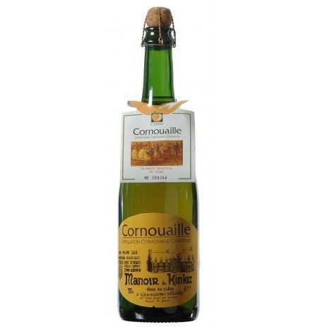 Manoir de Kinkiz Cidre de Cornouailles Brittany 5.5% 750ml