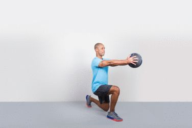 Have the balls to try something new? Ditch machines for medicine balls to work your entire body—without the fuss.  #workout #totalbody #exercises http://greatist.com/fitness/25-must-try-medicine-ball-exercises