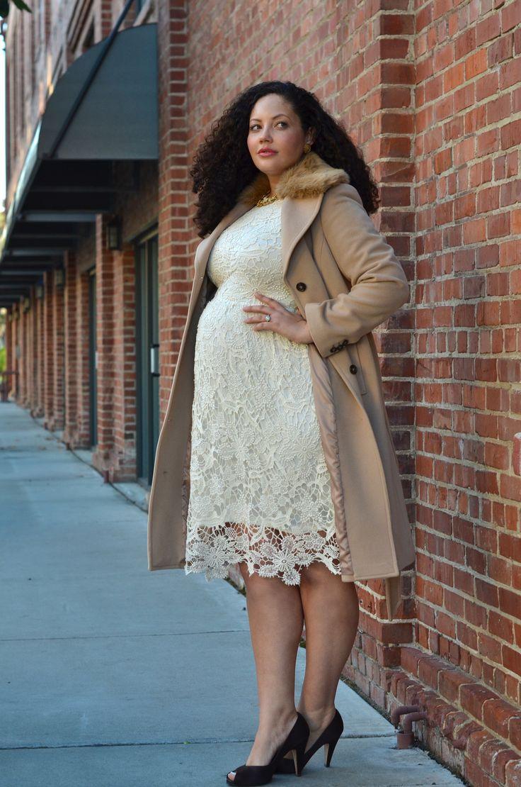 White lace mama.
