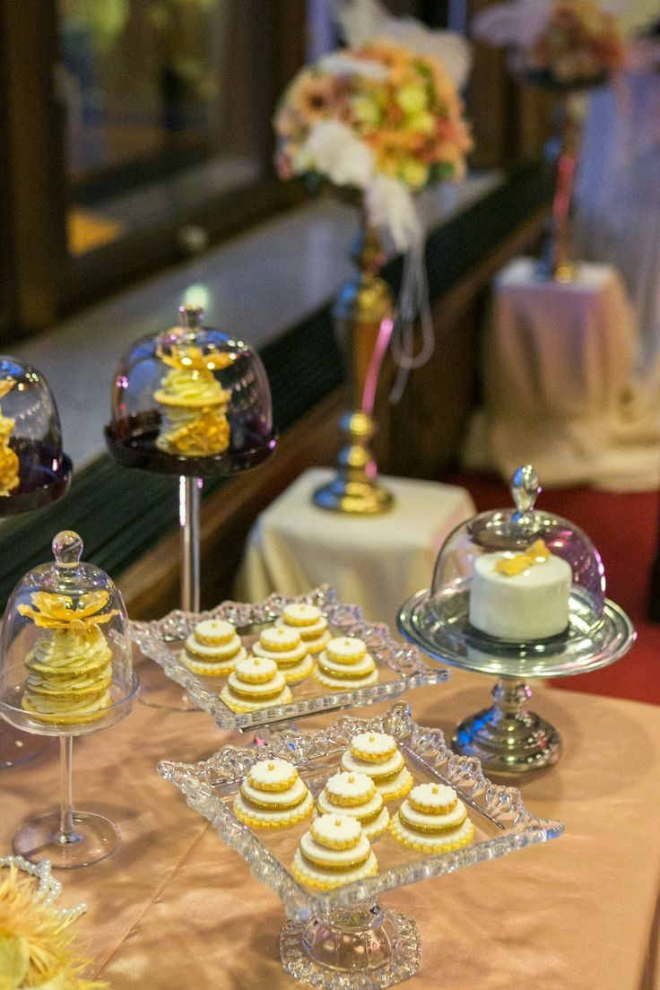 Gatsby wedding | Desserttable by Marangona | www.marangona.hu