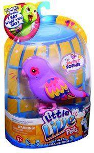 Little Live Pets - Birds - Purple