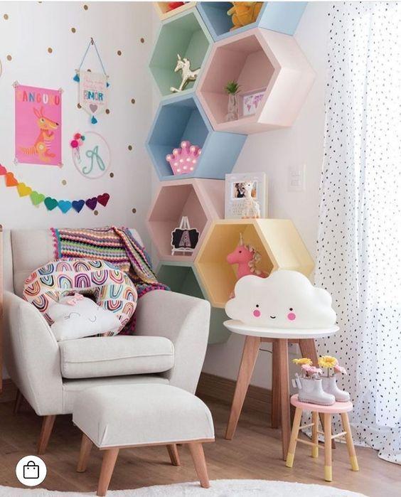 Interieur – Ideen: Für unsere Kinder – ein Raum mit viel Fantasie und schönen Farben