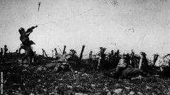 When the guns fell silent on the Western Front - BBC Sport
