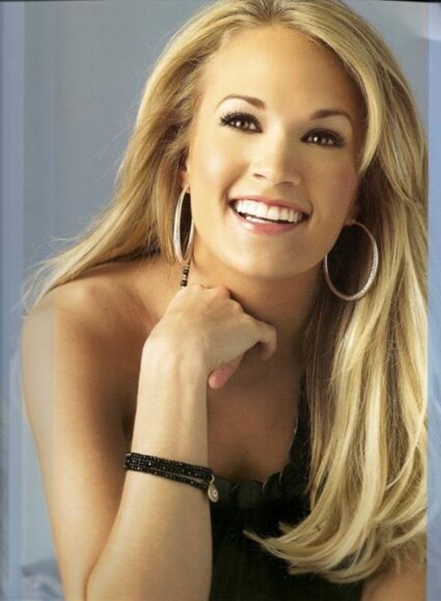 Country Singer Blonde 55