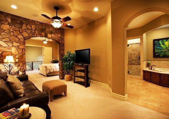 Nice master bedroom | Retirement Home Ideas | Pinterest
