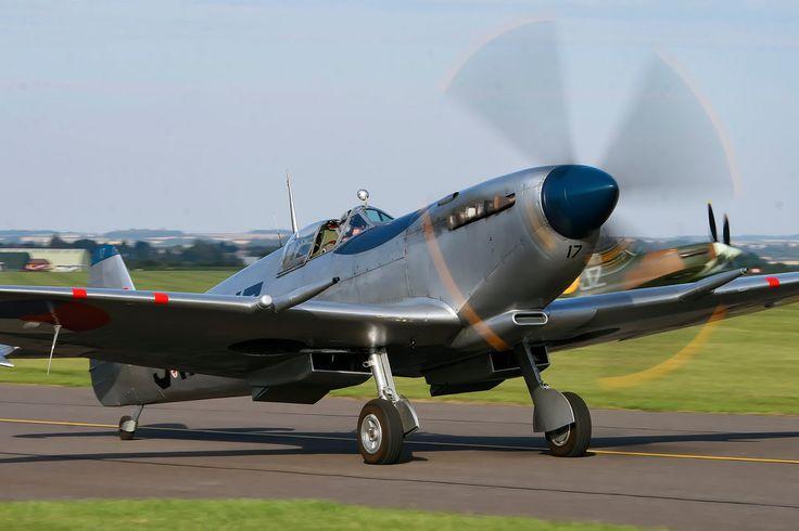 Supermarine Spitfire LF.IXc by Daniel-Wales-Images