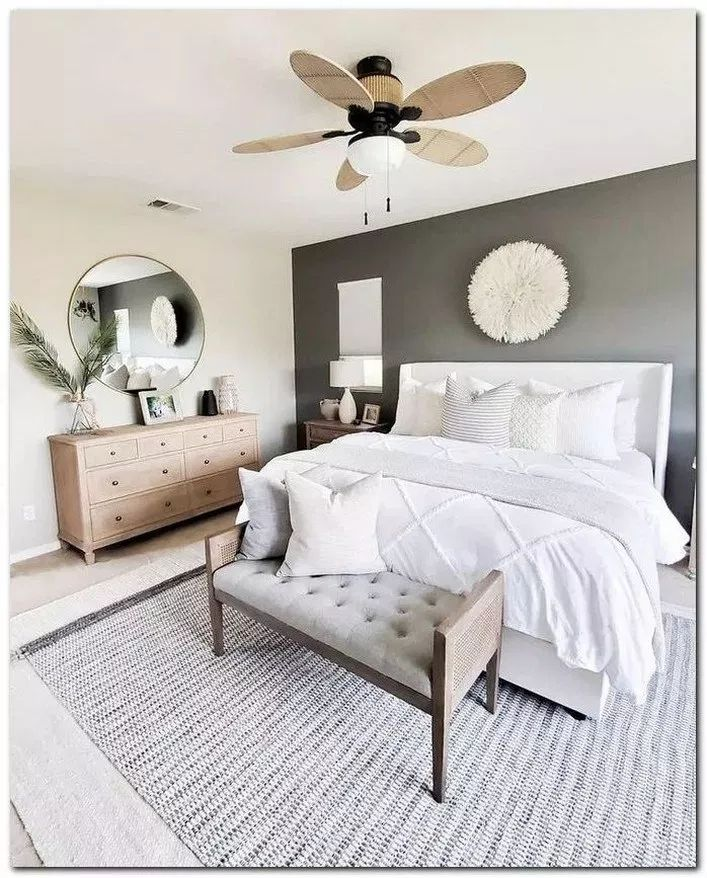 45 comfy gorgeous master bedroom design ideas 12