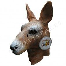 Latex Animal Masks : Animal Overhead Mask - Kangaroo ( Latex )