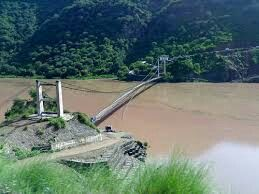 DANGALI BRIDGE, DADYAL, AZAD  KASHMIR, PAKISTAN