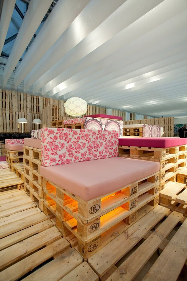 9 IKEA ARCO sala VIP por Teresa Sapey detalle chillout
