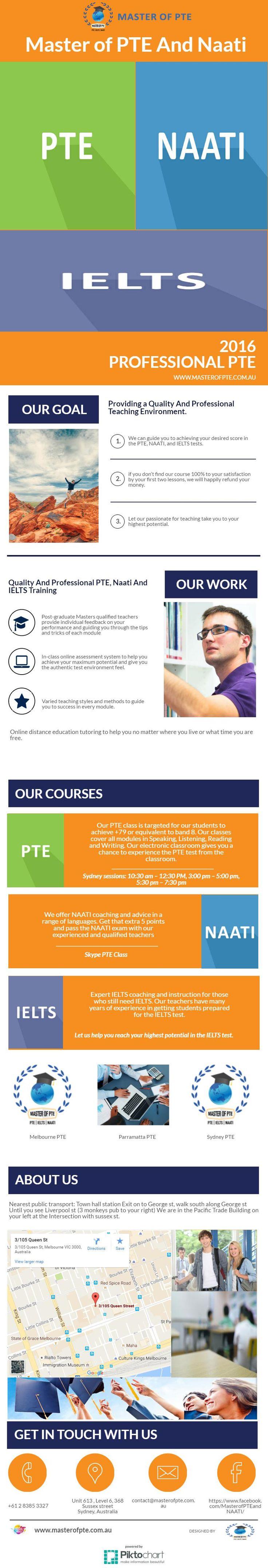 Study #PTE And #Naati