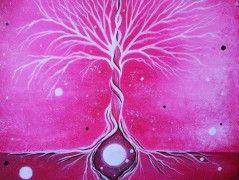 Strom Života (nově v růžové)