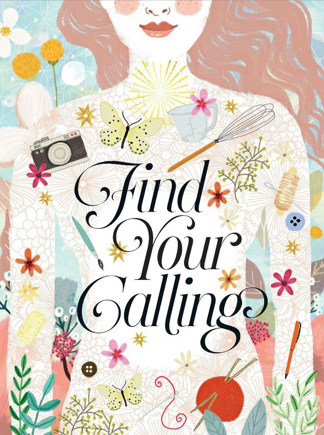 Find your calling. Better Homes and Gardens Illustration – Mia Charro