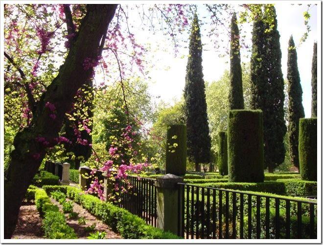 Jard n el capricho madrid jardines rom nticos for El jardin romantico