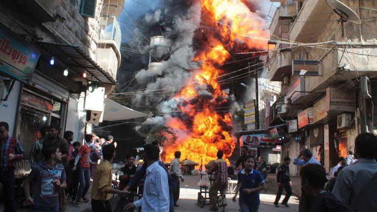 Νέο μακελειό στη Συρία – Διπλή επίθεση με 44 νεκρούς