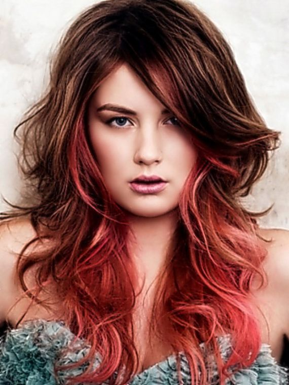 Best Highlights for Dark Brown Hair 2013 | Hair, Nails, Fashion=Love ...