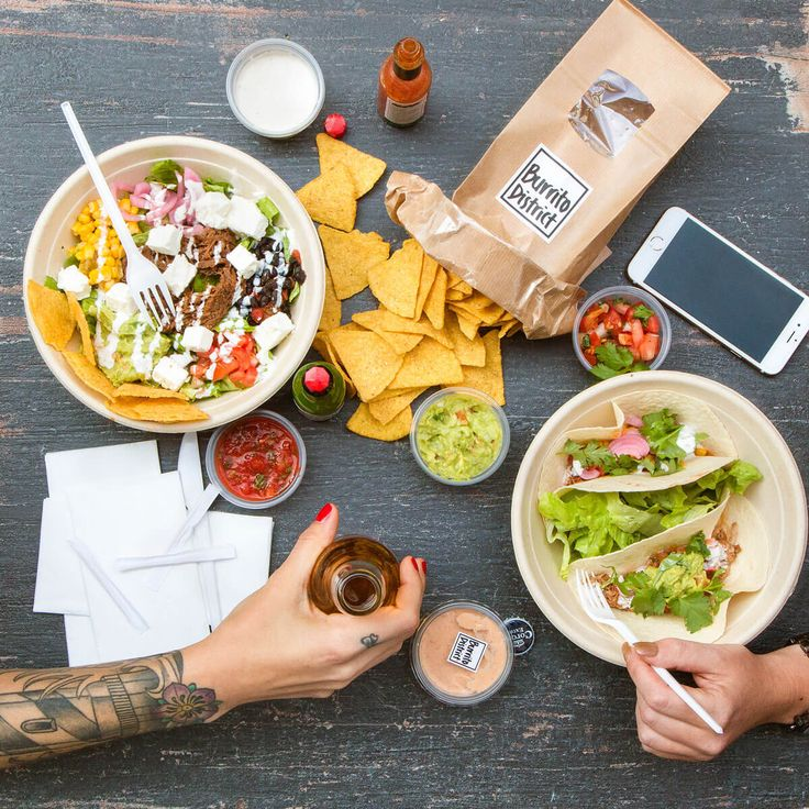 Burrito District is a new Mexican restaurant in Zürich