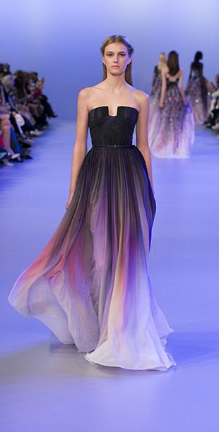 Elie Saab Haute Couture Spring Summer 2014 collection