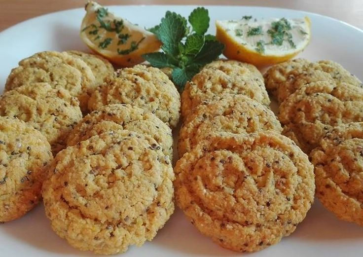 Fenséges chiamagos citromos keksz, gluténmentes🍋