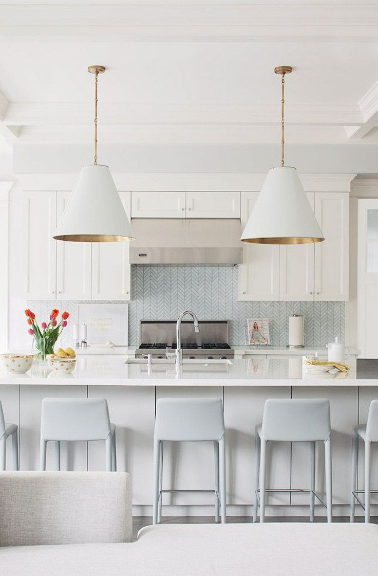Model Home White Kitchen 167 best kitchens with color images on pinterest | home, kitchen