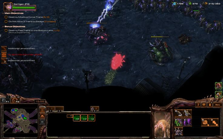Glow-Infestor (ever since the new patch) #games #Starcraft #Starcraft2 #SC2 #gamingnews #blizzard