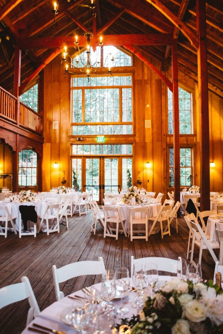 rustic glam santa cruz redwood forest wedding