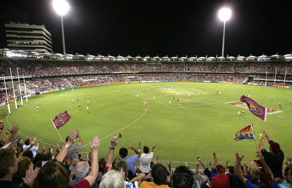 The 'Gabba, Brisbane