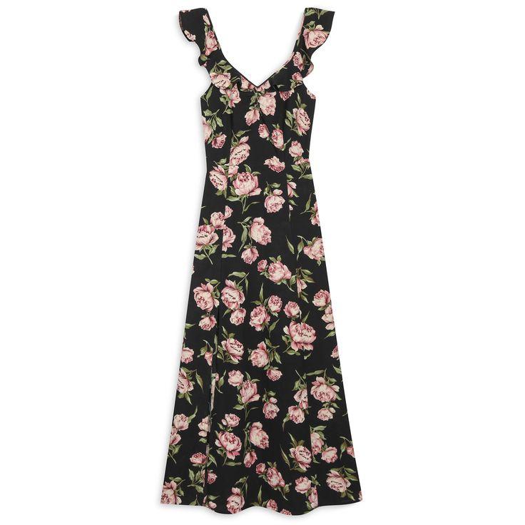 Robes longues printemps ete : une robe Primark