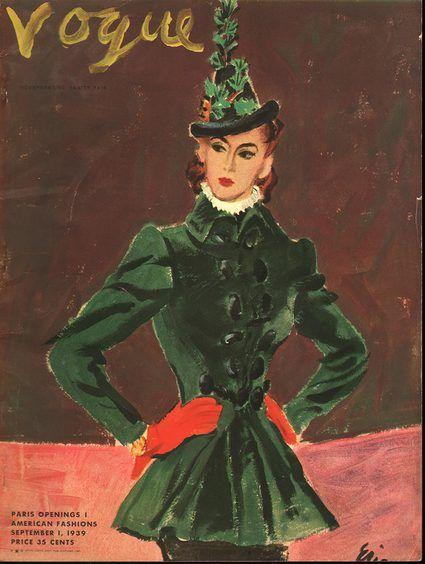 Vogue September 1 1939