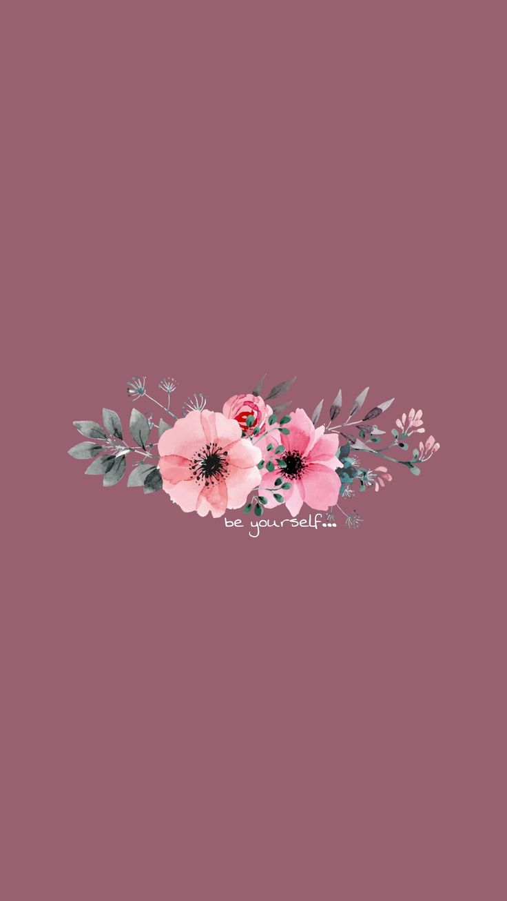 Flor e galhos