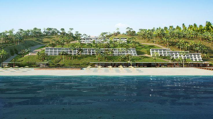 Fragmentos de Arquitectura | Hotel Cabinda | Angola | Arquitetura | Architecture | Atelier | Design | Outdoor | Details | View | Piscina | Swimming Pool