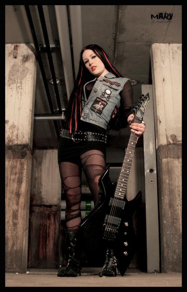 Mary Säfstrand #Frantic #Amber | Metal Vixens | Pinterest ... Taylor Momsen Pictures
