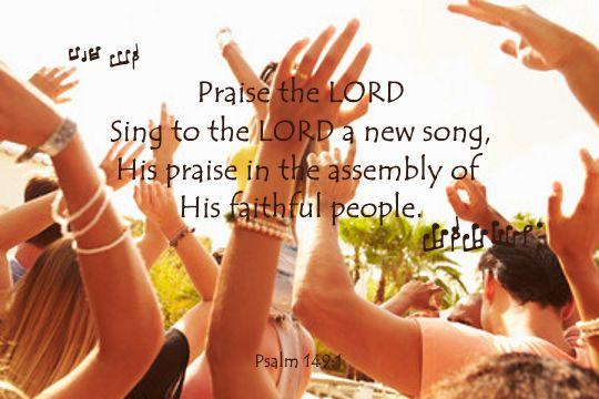 Psalm 149:1