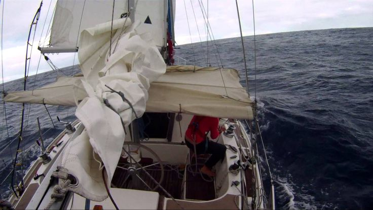 Official trailer for MAIDENTRIP (2014), documentary following the record-breaking round-the-world voyage of Dutch teen Laura Dekker, youngest person ever to ...