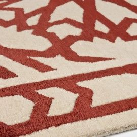 Close up of Mamounia by Martyn Lawrence Bullard for The Rug Company