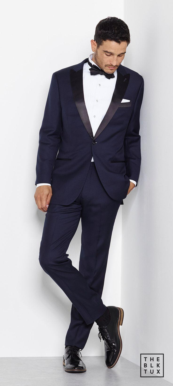 The Black tux 2017 online tuxedo rental service the midnight blue tuxedo groommen best man style -- Suit Up in Style, The Black Tux Way #theblacktux #tuxedo #tuxedorental #groom