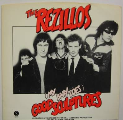 The Post Punk Progressive Pop Party: The Rezillos - (My Baby Does) Good Sculptures