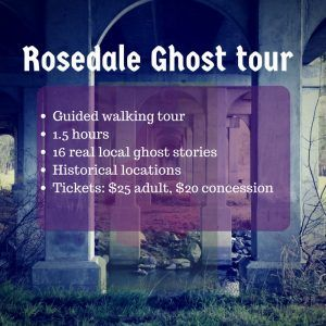 Rosedale Ghost Tour - Haunted Hills Tours