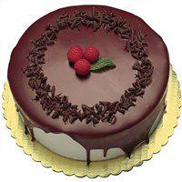 Chocolate Raspberry Ganache Cake Wegmans