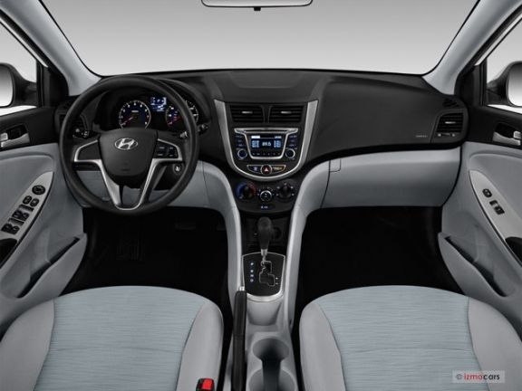 Best 2018 Hyundai Accent Interior