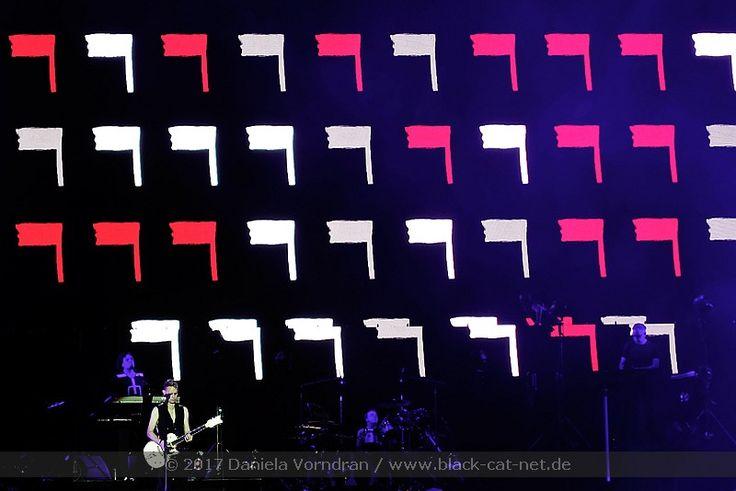 Black-Cat-Net - Live: Depeche Mode - Madrid 16.12.2017