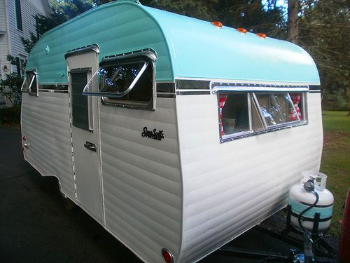 This Trailer Is Now SOLD Check Out Sweet Little Scotty Sportsman For Sale Here Information From The Seller A 1962