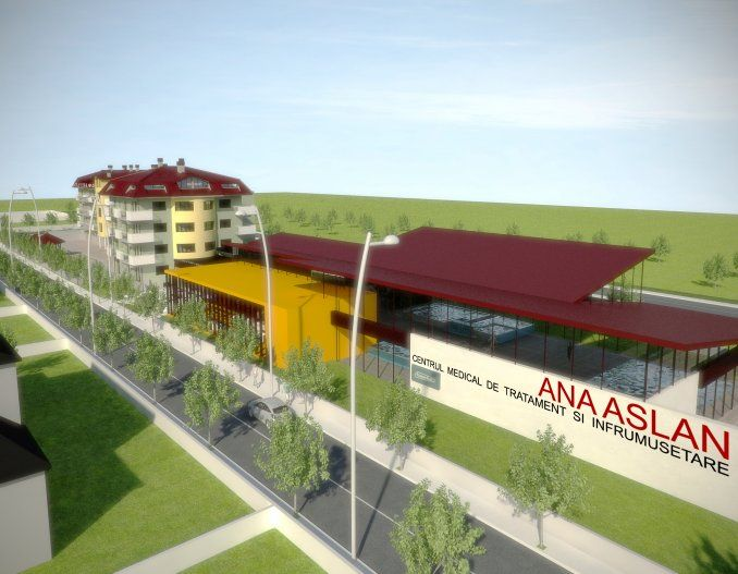 Centro Termal, Braila, Rumania / AMSA Arquitectura