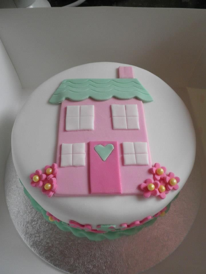 Cake Decorations New Home : New home cake Chef cake Pinterest Cake, Fondant and ...