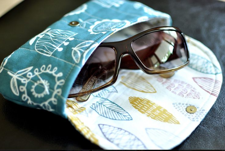 Annali sunglasses case . #wscrafting @whitestuff