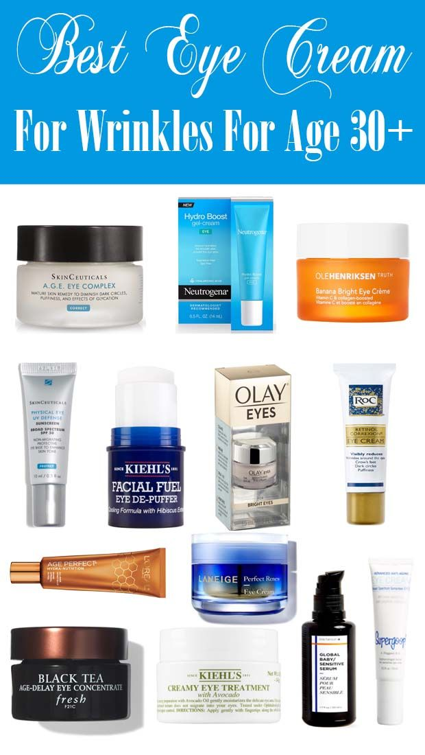 Best Retinol Eye Cream Drugstore For Wrinkle In 2020 Best Eye